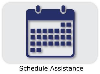 Schedule Assistance